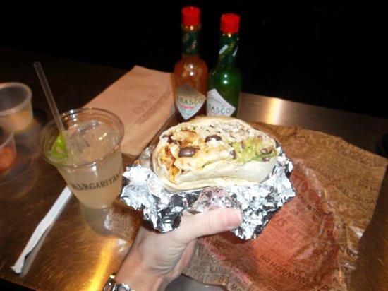 Chipotle Mexican Grill : Burito