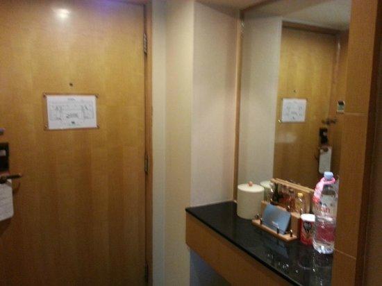 Novotel Xinqiao Beijing: Mini Bar