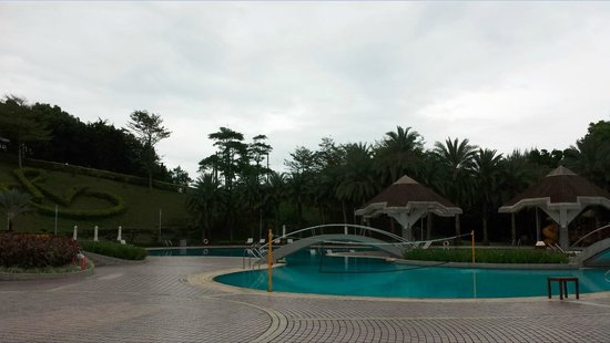 Parkview Hotel: Swimming Pool Area