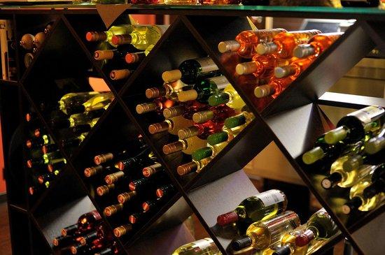 Grill und Wein: Wines