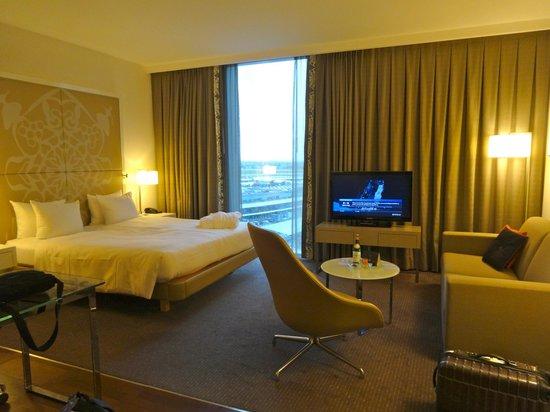 โรงแรมฮิลตัน โคเปนเฮเกน แอร์พอร์ท: King Room Plus