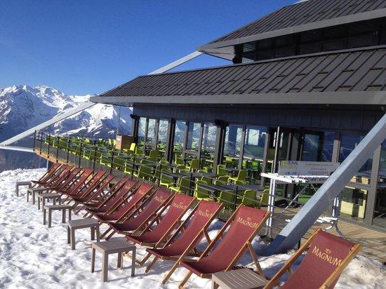 Hotel Luxe Alpe D Huez