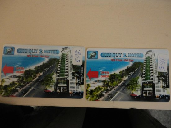 Phu Quy 2 : hotel brochure