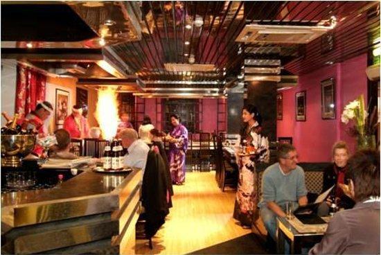 Japanese Restaurant Manchester Chinatown