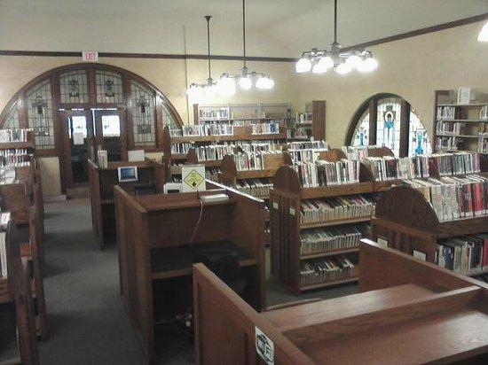 Eckhart Public Library