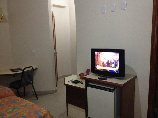 Fenix Hotel: tv de tubo