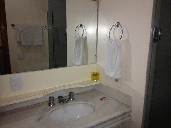 Fenix Hotel: lavabo