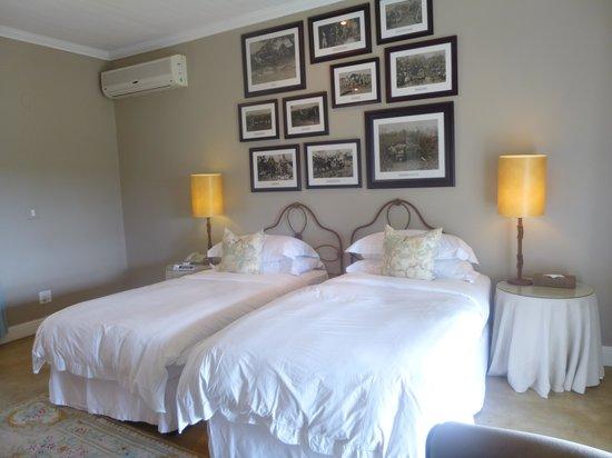 andBeyond Kirkman's Kamp : Bedroom