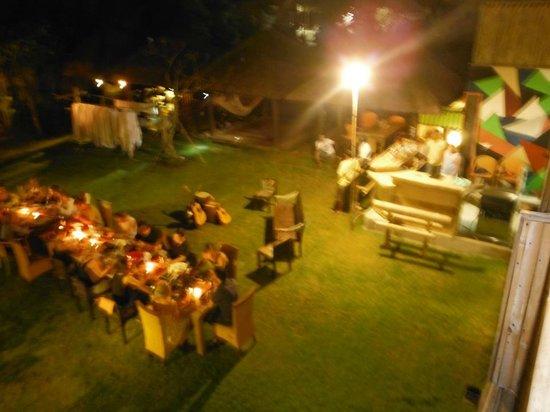 Granny´s Hostel : Garden BBQ