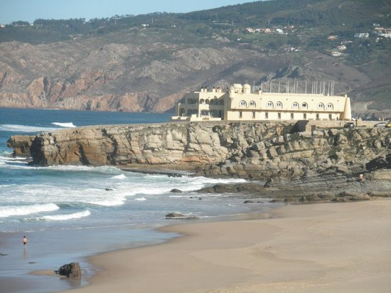 Fortaleza do Guincho: view from South