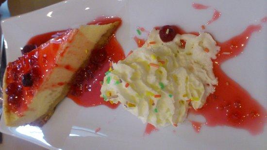 Restaurant Sa Casa : tarta de queso mmmmmm