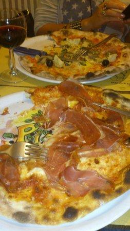 Pizzeria Il Ciocco: Buono