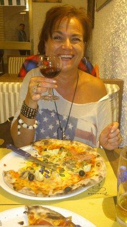 Pizzeria Il Ciocco: Buono!