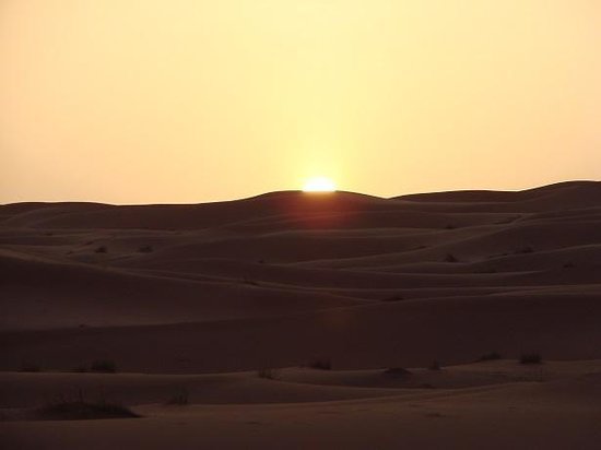 Guest House Merzouga : Dunes de Merzouga