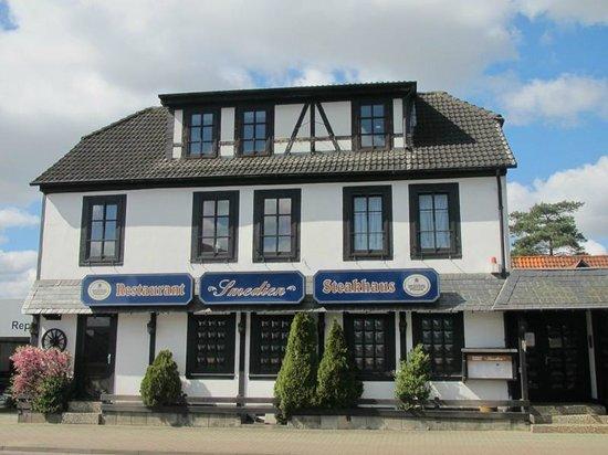 Hotel Restaurant Kronprinz Wolfenbuttel