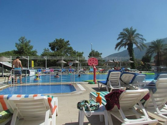 Flora Palm Resort: pool
