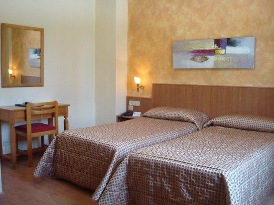 Hotel Castilla: HAB. TWIN.