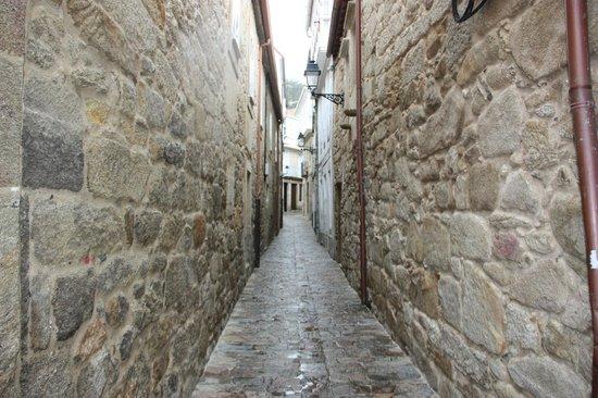 Muros - ''Rúa da Gracia''