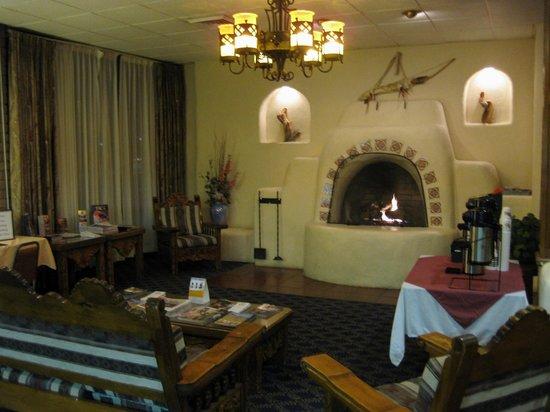 Quality Inn : Lobby