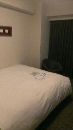 Daiwa Roynet Hotel Tokyo-Osaki: シンプルな客室