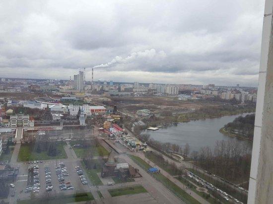 Alfa Hotel : Вид из номера 20. 27 этаж