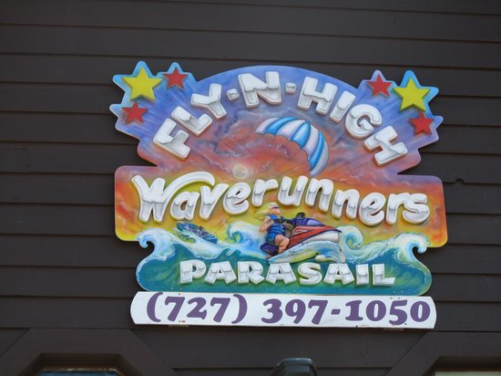 Fly-N-High Waverunners and Parasail: Fly-N-High