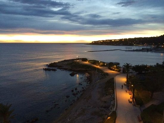 Royal Antibes Hotel, Residence, Beach & Spa: La vue !