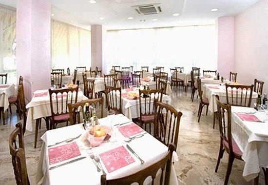 Hotel Kiss: Sala da pranzo