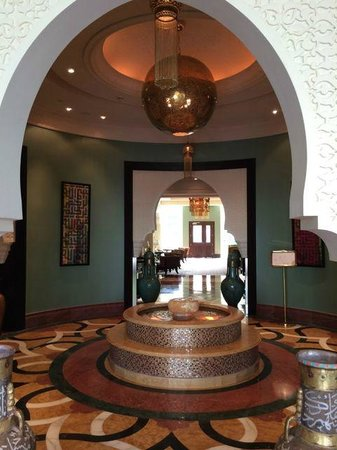 Al Mashreq Boutique Hotel - Small Luxury Hotels of The World - : Lobby