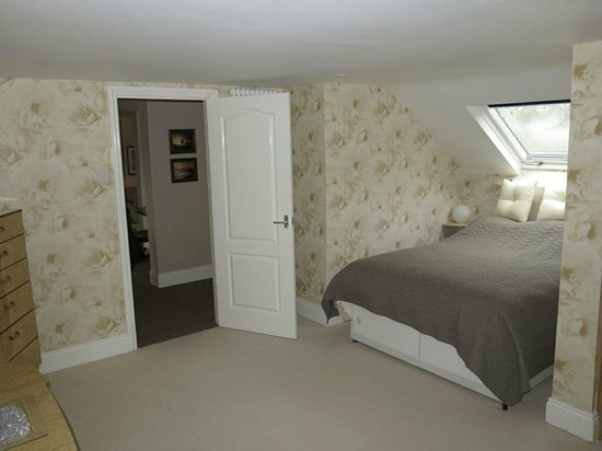 Hideaway at Herrington Hill: The main bedroom