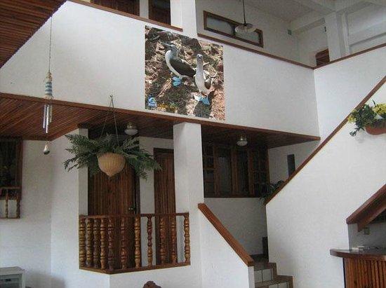 Hotel Castro: Patio Interior