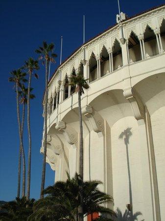 Catalina Island Casino Ballroom: great view of the Casino