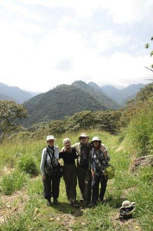 San Jorge de Tandayapa Hummingbird Sanctuary & Lodge: Tandayapa
