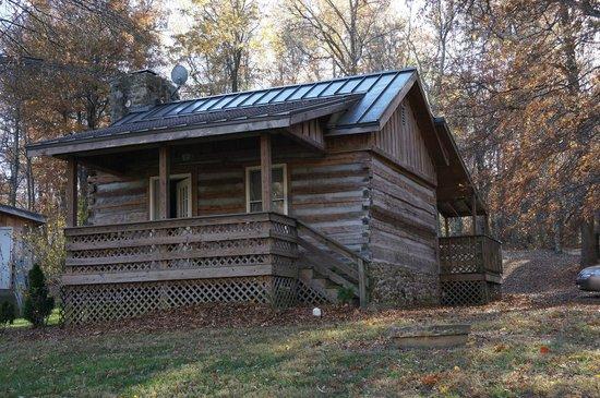 The Blackthorne Inn and Restaurant: Wonderful cabin in the woods