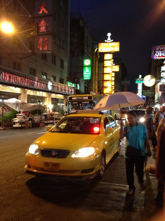 P2 Boutique Hotel: Chinatown, BKK