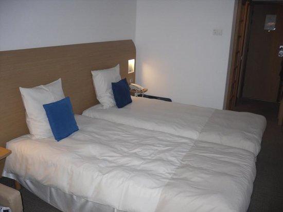Novotel Budapest City Hotel : Beds