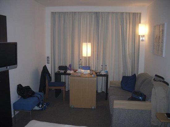 Novotel Budapest City Hotel : Room
