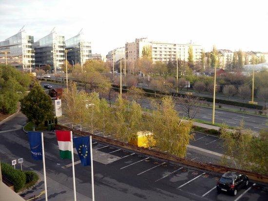 Novotel Budapest City : View