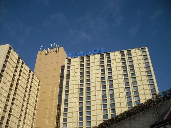 Novotel Budapest City : Hotel