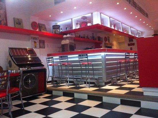 Hotel Club Azucena: Restaurante