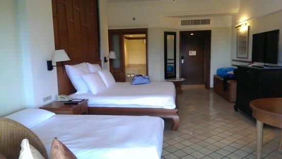 Hilton Phuket Arcadia Resort & Spa: вид
