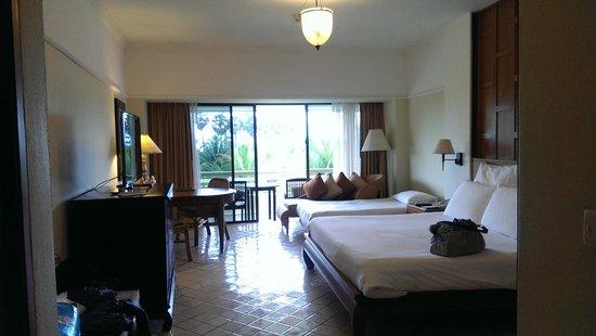 Hilton Phuket Arcadia Resort & Spa: номер