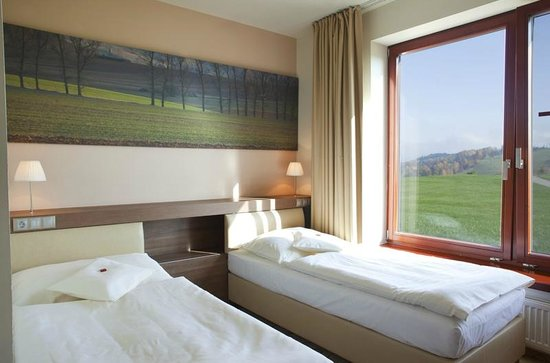 Grund Resort : Twin room
