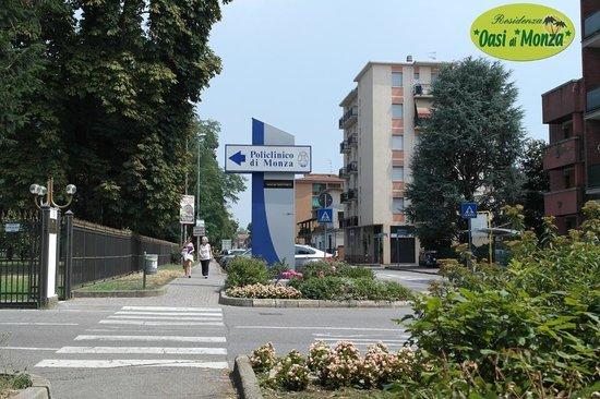 Residenza Oasi di Monza : residence Amati Monza