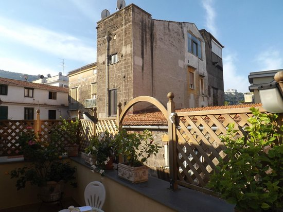Magi House Relais: View from our private terrace
