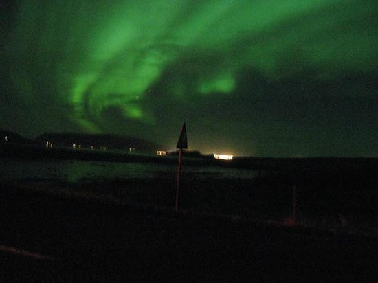 Gateway to Iceland : Northern Lights