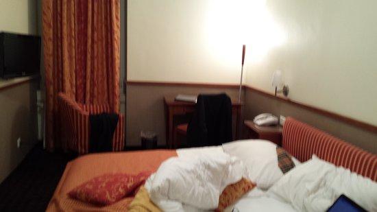 Hotel des Alpes: Room