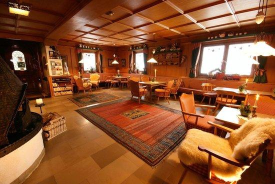 Landhaus Kumbichl: Kaminzimmer