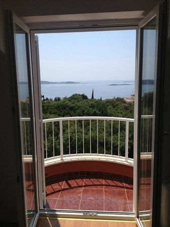 Villa PANORAMA: Room with a view