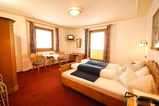 Landhaus Kumbichl: Hotelzimmer